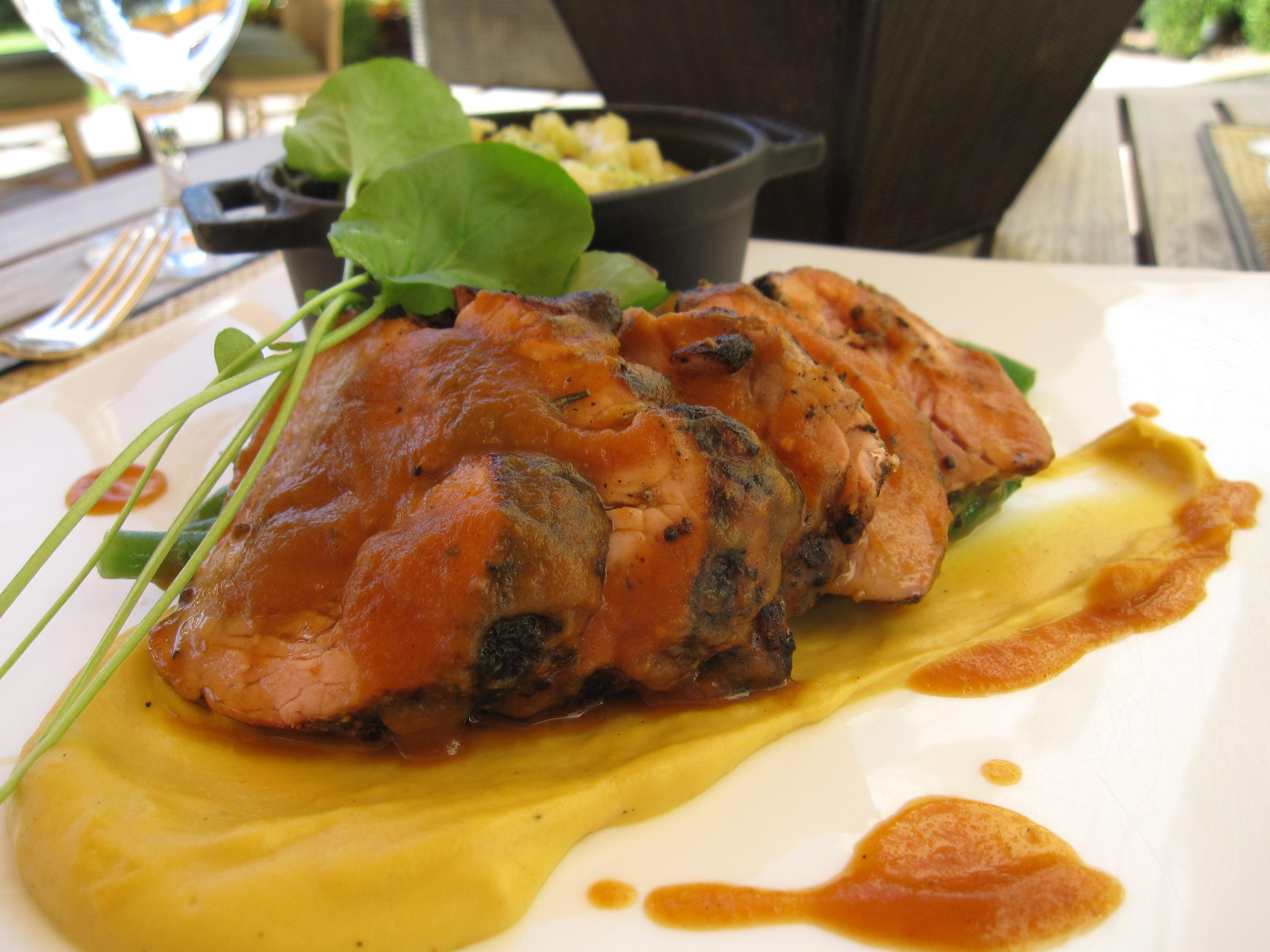 Pork Tenderloin With Maple Mustard Sauce Recipes — Dishmaps