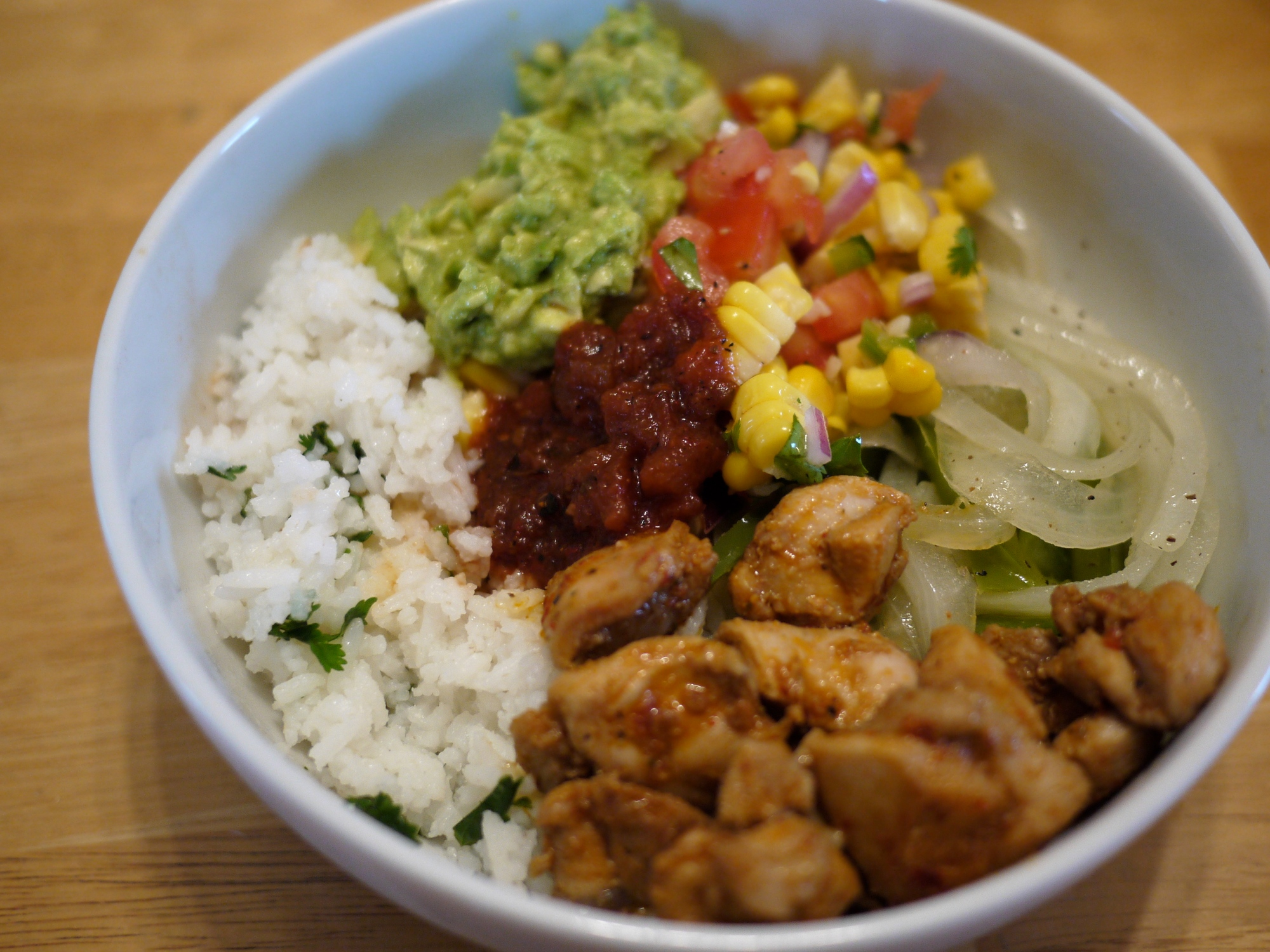 chipotle at home