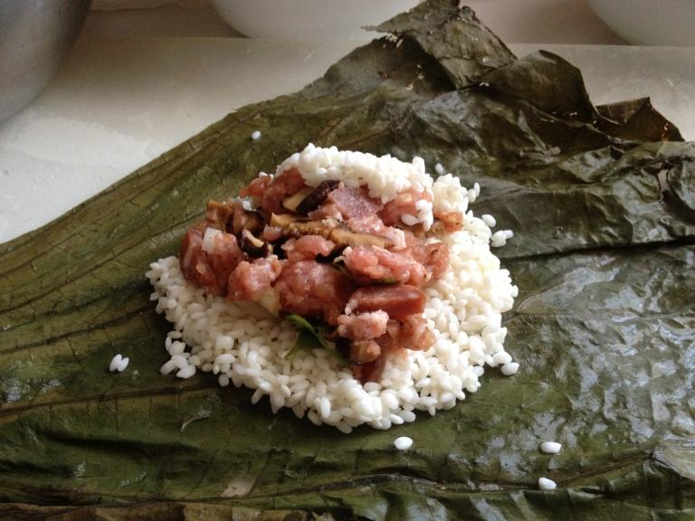 sticky rice 3