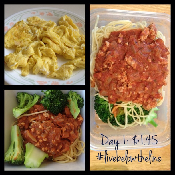 belowtheline day 1