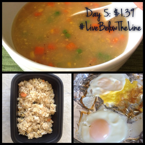 belowtheline day 5